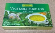 Vegan Vegetable Bouillon