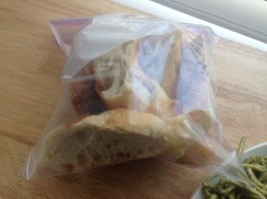 Bag of French Bread