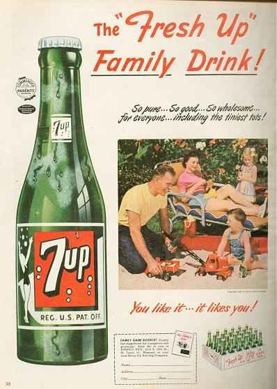 7UP (circa 1951)