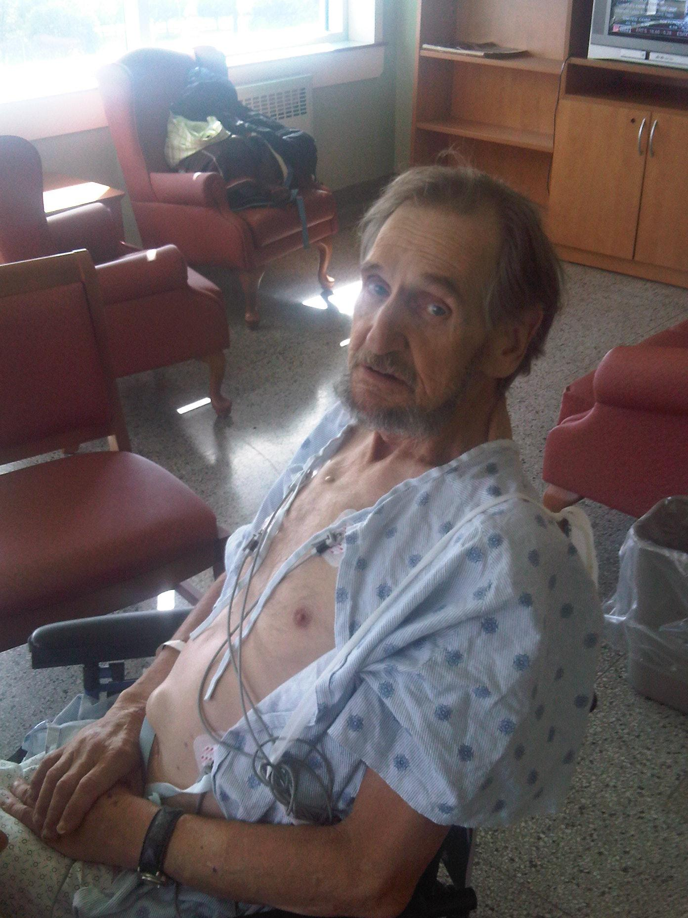 3 - Tony in Hospital  - Oct 5 2009