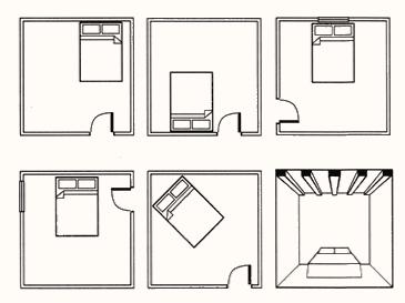 6 Pieces Of Bad Bedroom Feng Shui