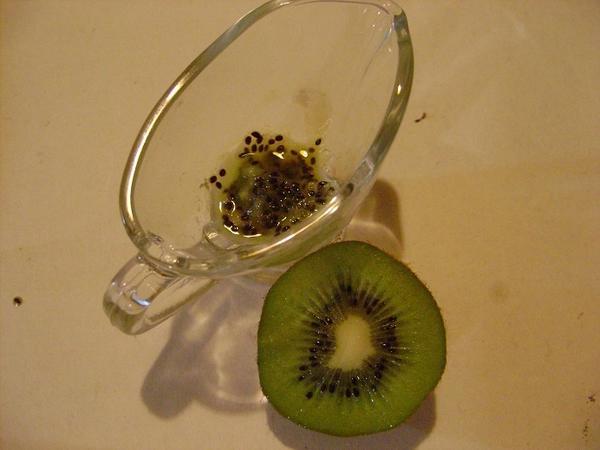 Hogyan növekszik kiwi