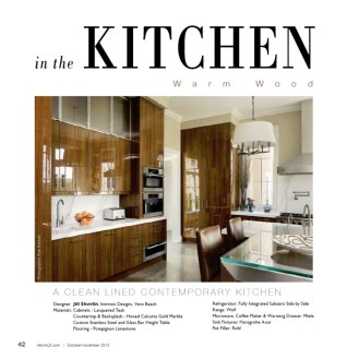 IN THE KITCHEN 1