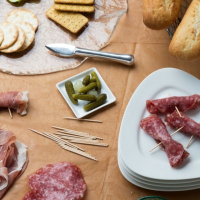 Charcuterie Tips