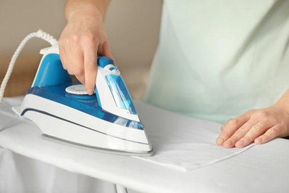 Time To Change Steam Iron