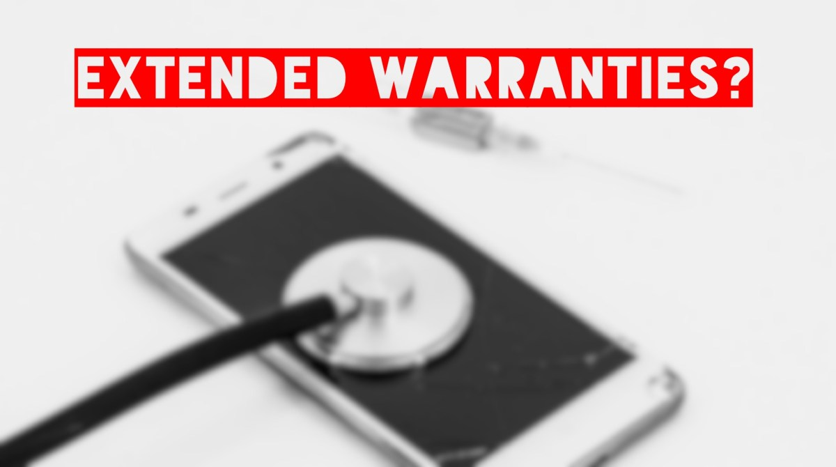 Should You Buy an Extended Warranty?