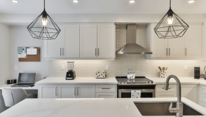 Update your kitchen when trying to sell house fast in Reno