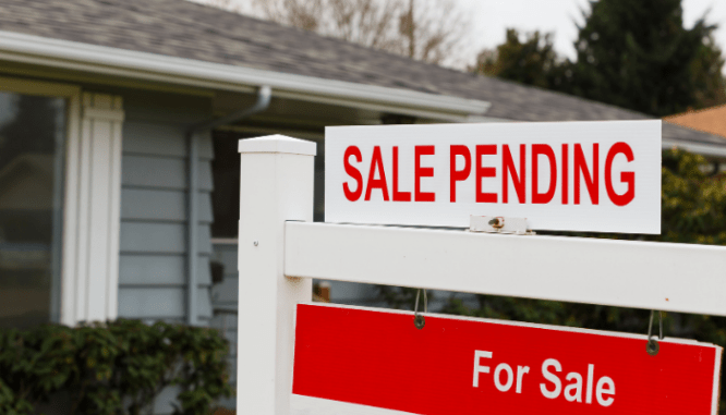 Understand the meaning of sale pending