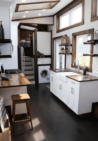 Mini mansion by Tiny home chattanooga