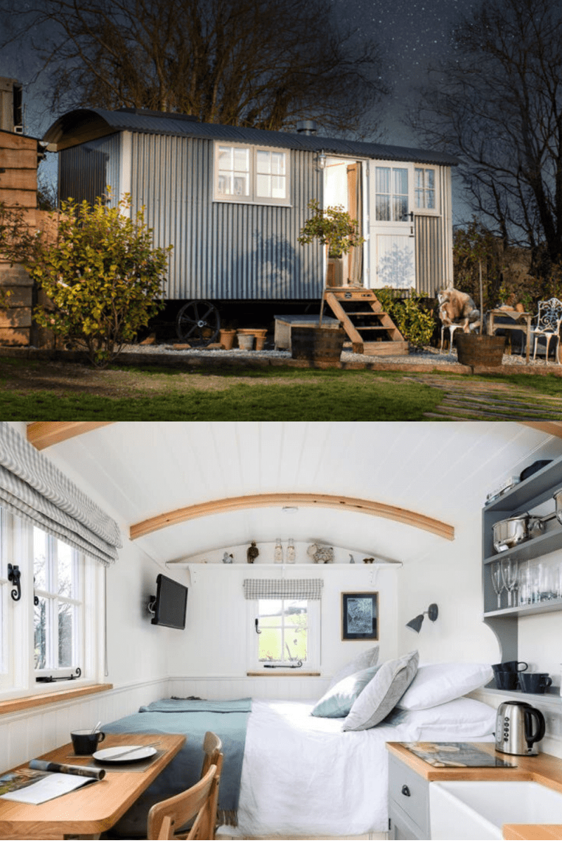 Tiny home by Pumphrey and Weston