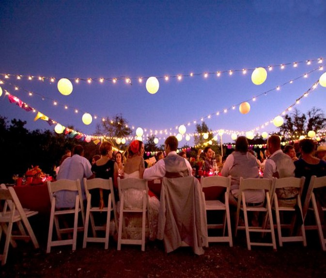 most romantic lighting ideas for