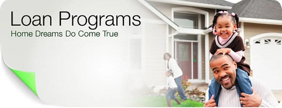 loan programs - LOAN PROGRAMS