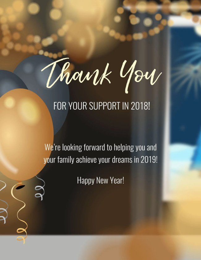 Here's to a Wonderful 2019! | Simplifying The Market