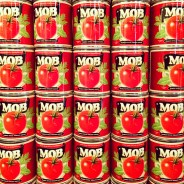 Tomatoes with a twist at the Mob Museum, Las Vegas