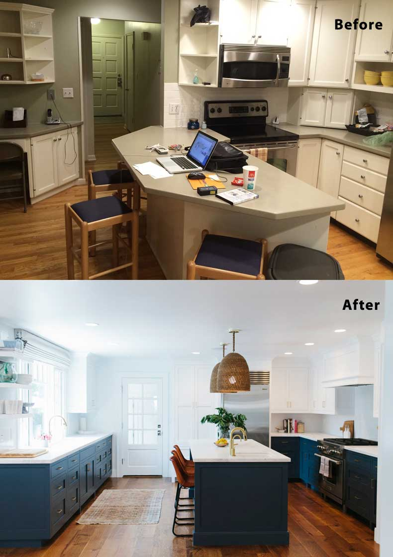 Kitchen remodel ideas before and after 02