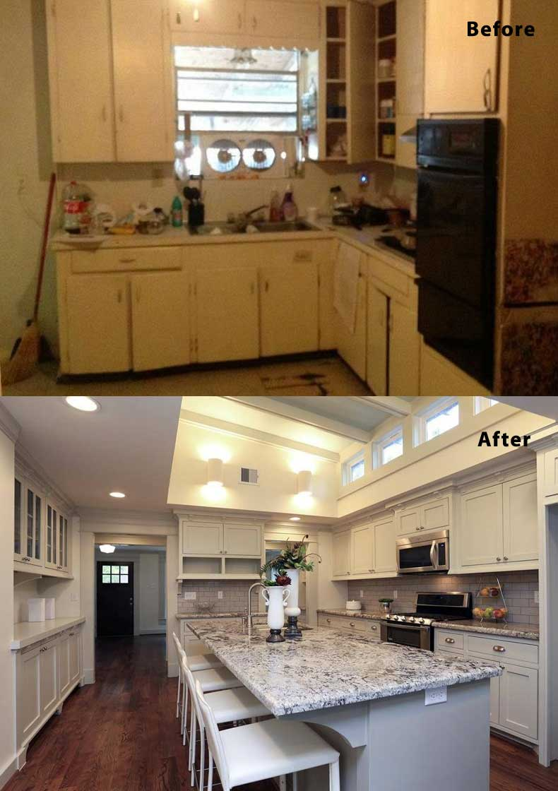 Kitchen remodel ideas before and after 21