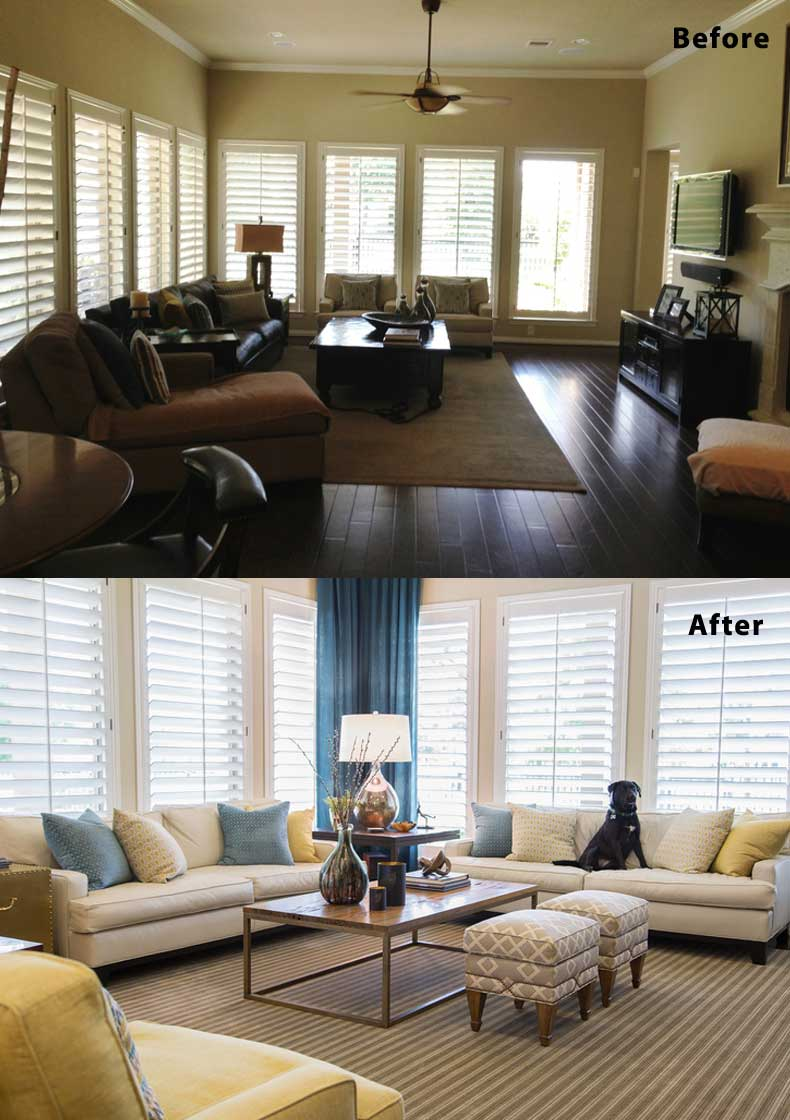 Living Room Remodels Before And After 05