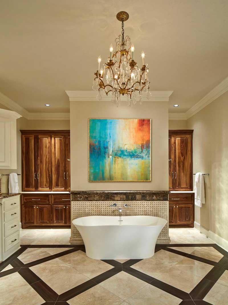 Bathroom Wall Decor Ideas Images