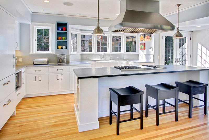 200 Beautiful White Kitchen Design Ideas