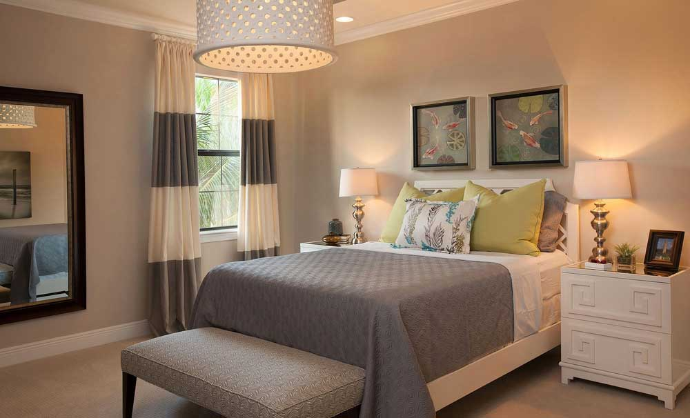Simple Bedroom Lighting Ideas