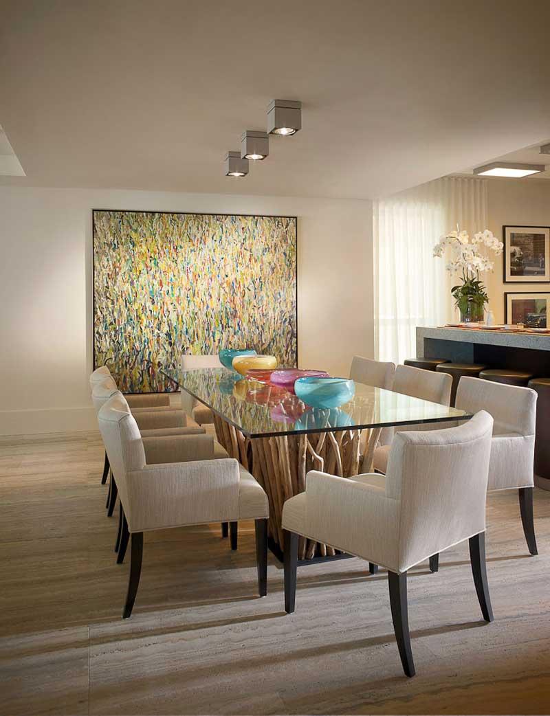 living room recessed lighting. Contemporary White Dining Room With Recessed Lighting Living M
