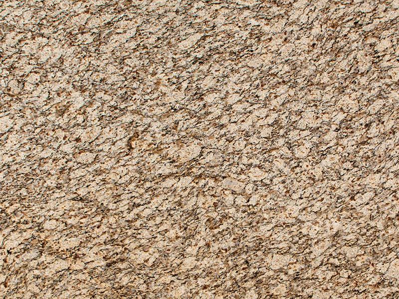 Santa cecilia gold granite slab