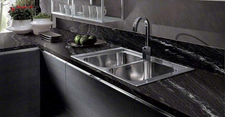 Best Black Granite Countertops (Pictures, Cost, Pros & Cons)