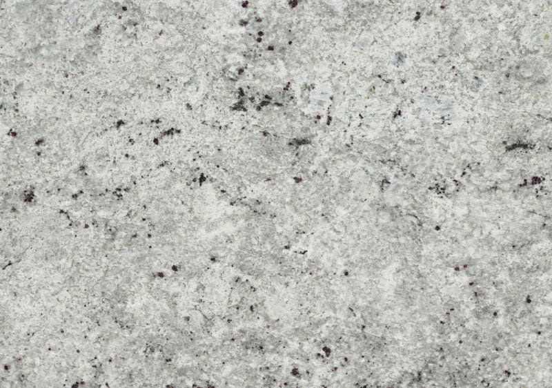 Colonial White granite color