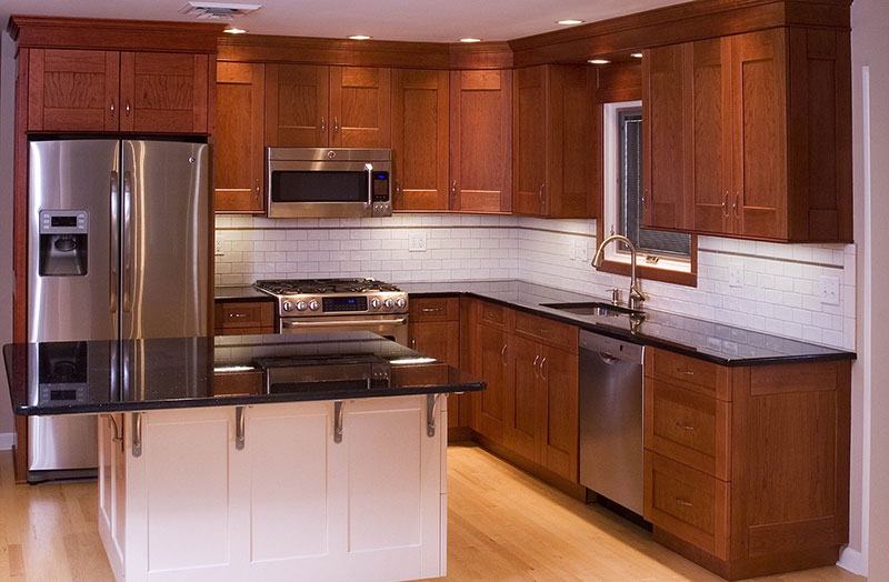 white kitchen cabinets cons best black granite countertops pictures cost pros amp cons 28720