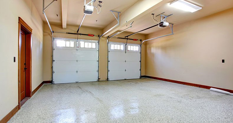 city products floor of garage epoxy systems coating company overhead door kansas