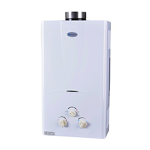 Best Natural Gas Tankless Water Heaters to Buy in 2018 Homelufcom