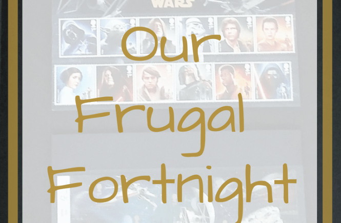 As an alternative to my regular 5 frugal things, here's our frugal fortnight's activities.