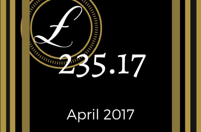 Our extra income report for April 2017. Click on the picture to read about our little income streams!