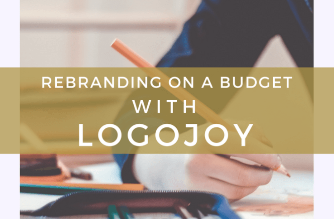 Need to rebrand your business or blog, but on a tight budget? I've been there. Here's my Logojoy review - how I rebranded my own blog with Logojoy.