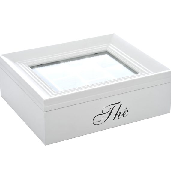 Box für Teebeutel