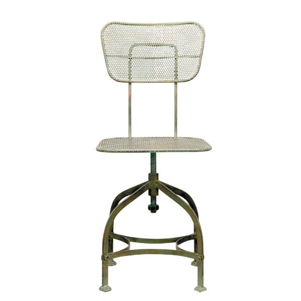 Stuhl im Industrial Design