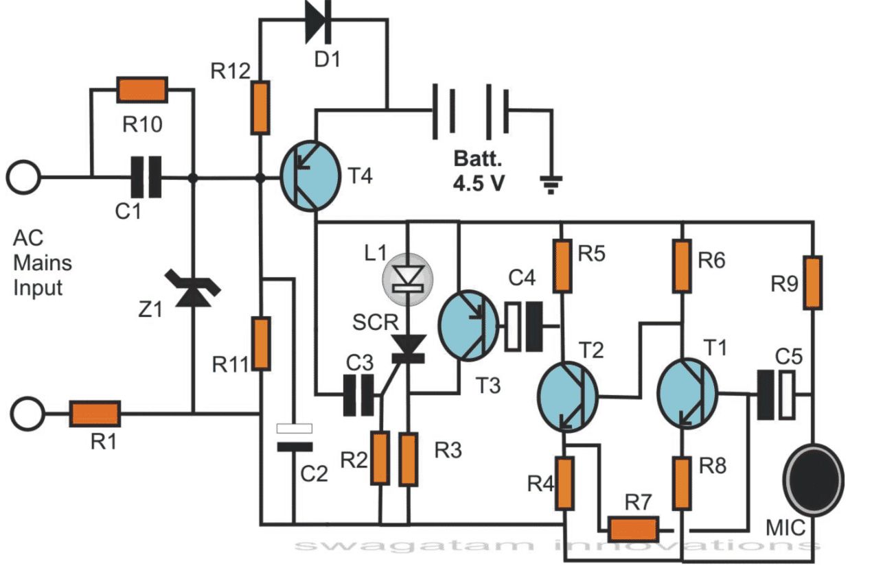 Simple Hobby Electronic Circuit Projects