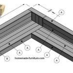 Corner Bench Woodworking Instructions Free Lounge Furniture Building Plan
