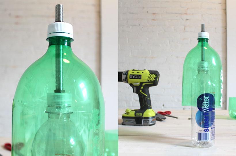 HomeMade Modern DIY EP9 Concrete Pendant Lamp Step 4