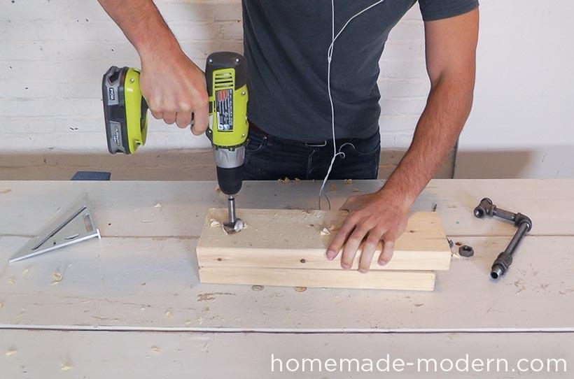 HomeMade Modern DIY EP54 Pipe Coffee Maker Step 3