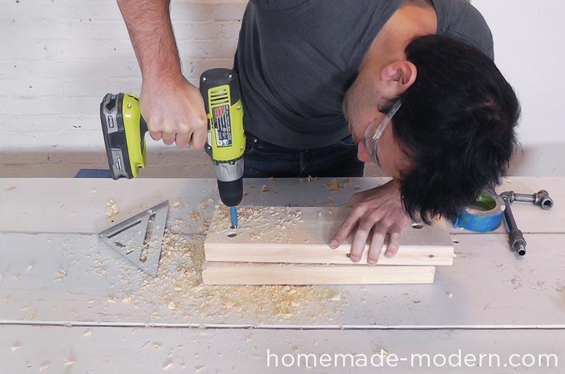 HomeMade Modern DIY EP54 Pipe Coffee Maker Step 5
