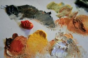 paint, artist, artistic
