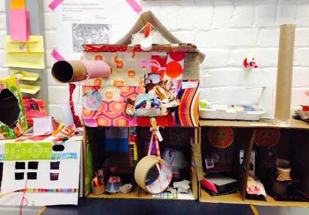 Shoebox House by homemadecity.com