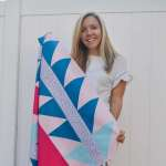 Explore Quilt A Fast Free Easy Modern Quilt Pattern Homemade Emily Jane