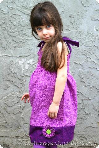 Shirred Summer Dress Tutorial