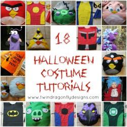 18 Halloween Costume Tutorials