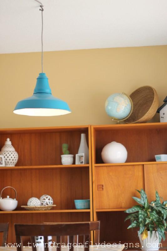 Warehouse Pendant Light