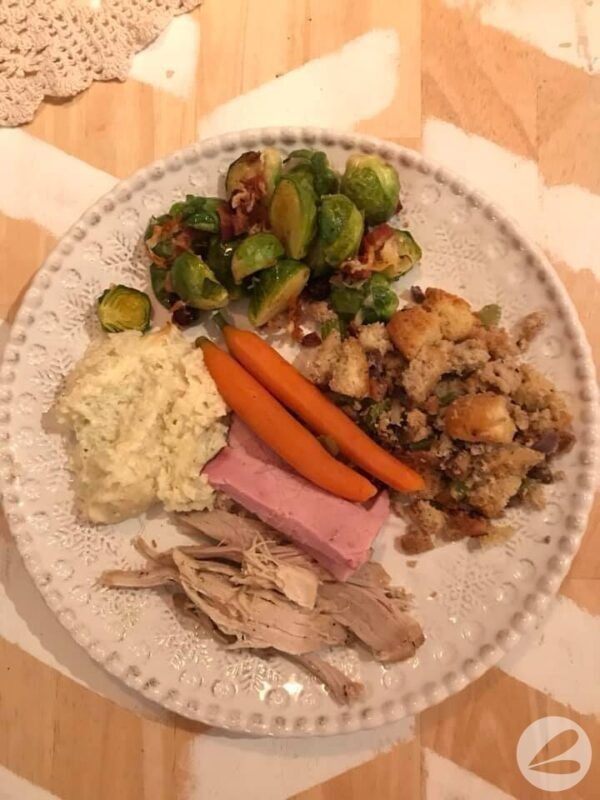 Keto Christmas Dinner