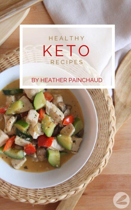Healthy Keto Recipes eBook