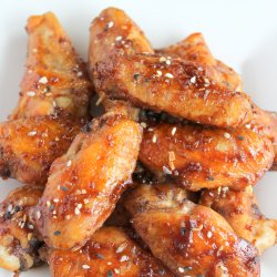 keto teriyaki wings